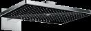 Верхний душ Hansgrohe Rainmaker Select 460 3jet 24007600 черный/хром