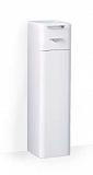 Тумба напольная Raval Space Spa.01.21/N/W 20 см белый, с полками
