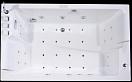 Акриловая ванна Orans OLS-BT62115B 170x100 с г/м L/R