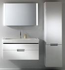 Мебель для ванной Jacob Delafon Reve 97 см 2 ящика, белый бриллиант (снято с производства)