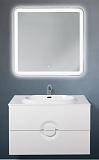 Мебель для ванной BelBagno Onda 80 см Bianco Lucido