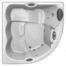 Акриловая ванна Jacuzzi Maxima 165x165 см с г/м