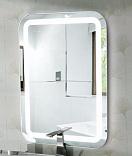 Зеркало Relisan Agata 60x80 см, с подсветкой