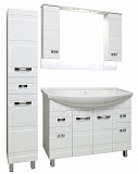 Мебель для ванной Руно Турин 105 белый