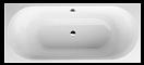 Квариловая ванна Villeroy&Boch Cetus 180x80 см, арт. UBQ180CEU2V-01