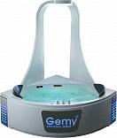 Акриловая ванна Gemy G9069 K 151x151 см