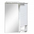 Зеркальный шкаф Руно Стиль 75 R белый