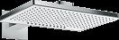 Верхний душ Hansgrohe Rainmaker Select 460 2jet 24005400 белый/хром