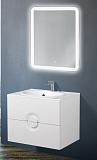 Мебель для ванной BelBagno Onda 75 см Bianco Lucido