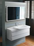 Мебель для ванной Jacob Delafon Escale 98 см белый бриллиант