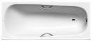 Стальная ванна Kaldewei Saniform Plus Star 334 170x73 см, с отверстиями под ручками