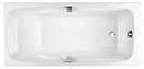 Чугунная ванна Jacob Delafon Repos 170x80 с отверстиями под ручками