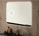 Зеркало Relisan Pandora 80x60 см, с подсветкой