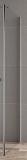 Боковая стенка Cezares Stream STREAM-100-FIX-C-Cr 100x195