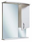 Зеркальный шкаф Руно Севилья 60 R белый