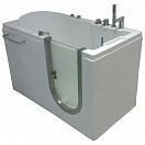 Акриловая ванна Gemy GO-03 E L 130x68 см
