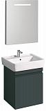 Мебель для ванной Geberit Renova Plan 67.6 см серый матовый