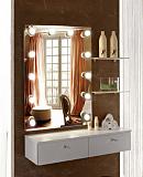Зеркало Relisan Bloom 60x80 см гримерное