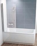 Шторка для ванны Ravak Chrome CVS1-80 L