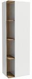 Шкаф пенал Jacob Delafon Terrace 50 см R белый бриллиант