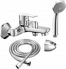 Смеситель для ванны Rush Victoria VI7135-44 с душем