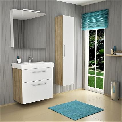 147c9fcbb3ff Купить мебель для ванной Toms Design Greta 70 см 2 ящика в Москве в ...