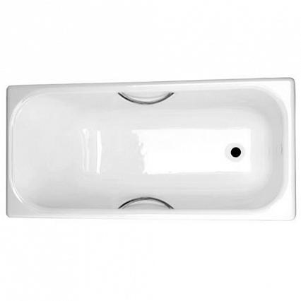 Купить чугунную ванну Универсал Ностальжи УР 1500 150х70 с отверстиями под ручки в Москве в интернет-магазине Купатика.ру