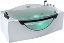 Акриловая ванна Gemy G9072 B R 171X92 см