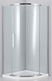 Душевой уголок Black&White Stellar Wind S301-900 90x90