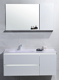 Мебель для ванной Orans BC-4017L-1200 120 см белый