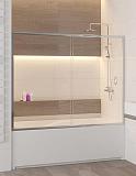 Шторка для ванны RGW Screens SC-62 150x150 прозрачное