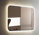 Зеркало Relisan Jasmin 100x70 см, с подсветкой