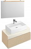 Мебель для ванной Villeroy&Boch Memento 80 см светлый дуб