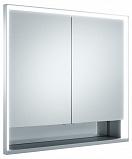 Зеркальный шкаф Keuco Lumos 80 см 14312171301