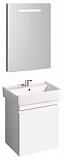 Мебель для ванной Geberit Renova Plan 60 см белый глянцевый