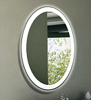 Зеркало Relisan Sara 57x77 см, с подсветкой