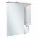 Зеркальный шкаф Руно Севилья 95 R белый (снято с производства)