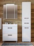 Мебель для ванной Vigo 5 звезд Plaza-2 70 см белый