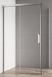 Душевой уголок Cezares Duet-Soft 100x100 DUET SOFT-A-1-100/100-C-Cr-L прозрачный, левосторонний