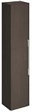 Шкаф пенал Keramag Smyle 36 см дуб (снято с производства)