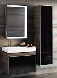 Мебель для ванной Keramag Citterio 73 см темный дуб