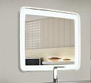 Зеркало Relisan Anita 100x70 см, с подсветкой