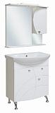 Мебель для ванной Руно Балтика 70 белый