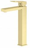 Смеситель для раковины Timo Briana 7111/17F золото матовое