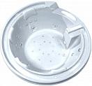 Акриловая ванна Gemy G9090 K White 190x190 см