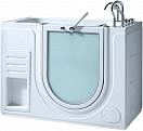 Акриловая ванна Gemy GO-05B 130x75 см