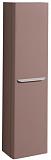Шкаф пенал Geberit MyDay 40 см какао с молоком 824001000