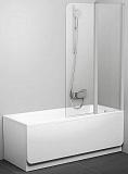 Шторка для ванны Ravak Chrome CVS2-100 R сатин