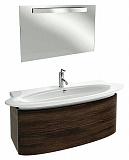 Мебель для ванной Jacob Delafon Presquile 83 см палисандр шпон (снято с производства)