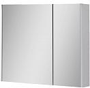 Зеркальный шкаф Cerutti SPA Пьемонт 80 см белый